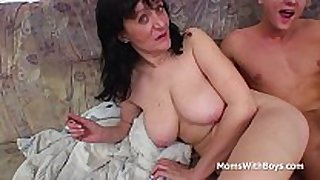 Busty mother fucking son's rod - full movie scene scene scene scene scene scene