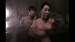 Japanese asian mamma and son 1st time sex