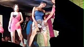Telugu in nature's garb sexy dance(lanjelu) high