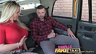 Femalefaketaxi welsh stud acquires a pleasing surprise