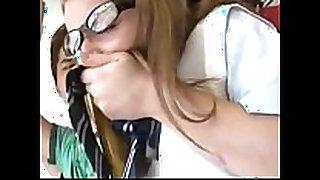 Schoolgirl groped in bus
