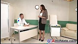 American hopeless BBC doxy drilled by doctor