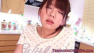 Stunning oriental legal age teenager receives toyed in the extreme
