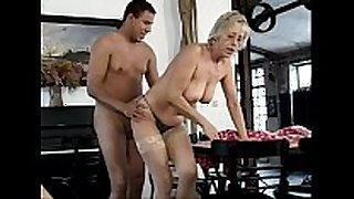 German old mature harlots - the old cleaning team