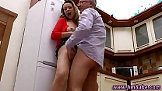 Mature fellow copulates and gets a oral-stimulation job stimulation from europe...