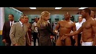 Cameron diaz in men's locker room cfnm..gives g...