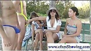 Cfnm angels judge males package
