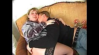 Fat mother fucked hard by juvenile