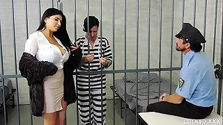 Romi rain has a pathetic spouse who receives locked up