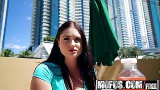Mofos - public pick ups - breasty blameless bonks for money starring lennox luxe and damon dice