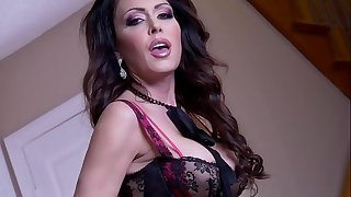 Jessica jaymes xxx - jessica jaymes engulf and fuck a big knob, large bumpers