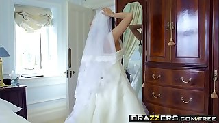 Brazzers - big asses like it large - simony diamond and danny d - large a-hole wedding day