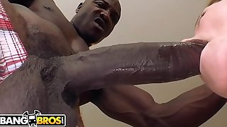 BANGBROS - Thug Honour With Aiden Starr, Taking Big Sombre Cock Ask preference A Champ
