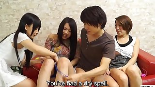JAV having sex to the fullest extent a finally my friend watches begins Subtitled