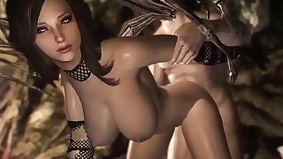 3D Ridicule porn - Sexy big titted mom engulfing together with fucking big cock - http://toonypip.vip - 3D Ridicule porn