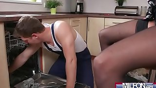 French milf seduces the plumber(anissa kate) 01 video-07