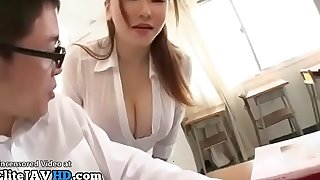 Japanese milf instructor titsfuck there unwitting pupil - acting at one's disposal elitejavhd.com