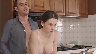 Ashlynn yennie ill-disposed lovemaking in submission