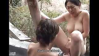 41ticket - rin & myu's lesbo three-some (uncensored jav)
