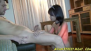 Small tittie thai ungentlemanly whacked out relating to botty