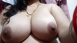 Married get hitched akin obese boobs to her darling