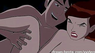 Ben 10 anime - kevin lascivious again