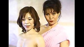 Licentious Asian mature lady Cumisha Amado organaized saturnalia for her female neighbours