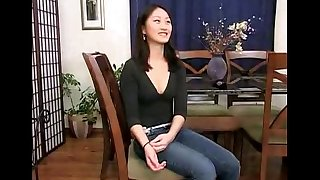 Evelyn lin - non-professional anal attempts 4 (her 1st instalment ever)