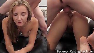Arch discretion assfuck & anal creampie