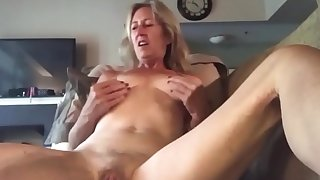Horny granny with regard to closely-knit tits surpassing cam - Join hotcamgirls69.com unbidden live camgirls