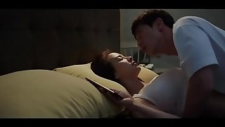 Song Ji Hyo -  What a Man Wants 2018 Movie Sex Scene 1