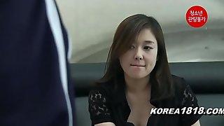 KOREA1818.COM - Korean Legal age teenager Home Alone