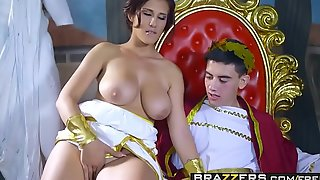 Brazzers - Big Tits at one's fingertips School - Big Tits In In conformity Part 2 scene starring Ayda Swinger together with Jordi El