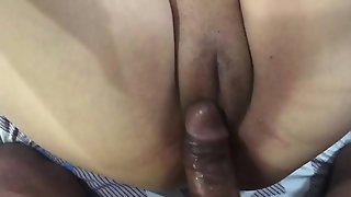 Desi wife getting fucked and spreading pussy