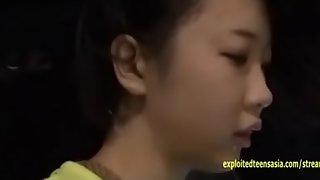 Japanese Teen Enema