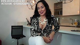 Haciendo pelí_culas porno shoe-brush Andrea Garcia y Cristian Cipriani