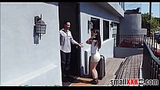 Tiny legal age teenager niece fucked by rich uncle in episode scene t...